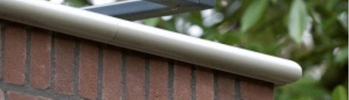 Dachrandprofil für Flachdach
