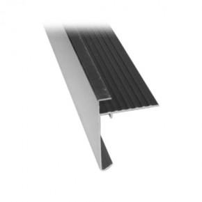 Dachrandprofil 45x45 mm Länge 2.5 meter